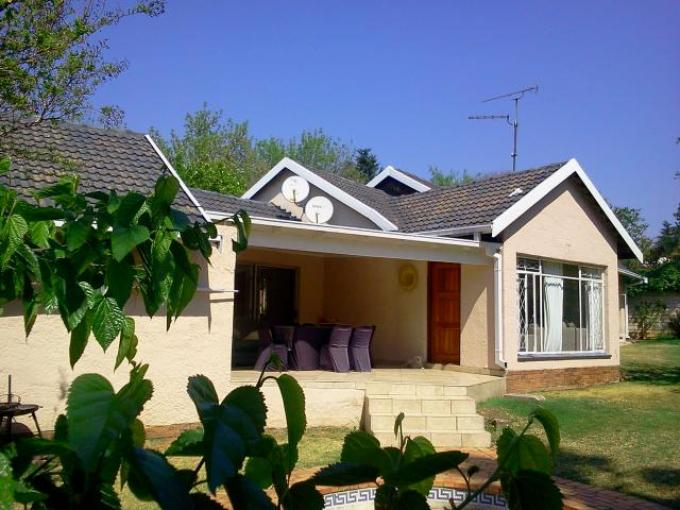 Standard Bank EasySell 3 Bedroom House For Sale in Bordeaux - MR114103
