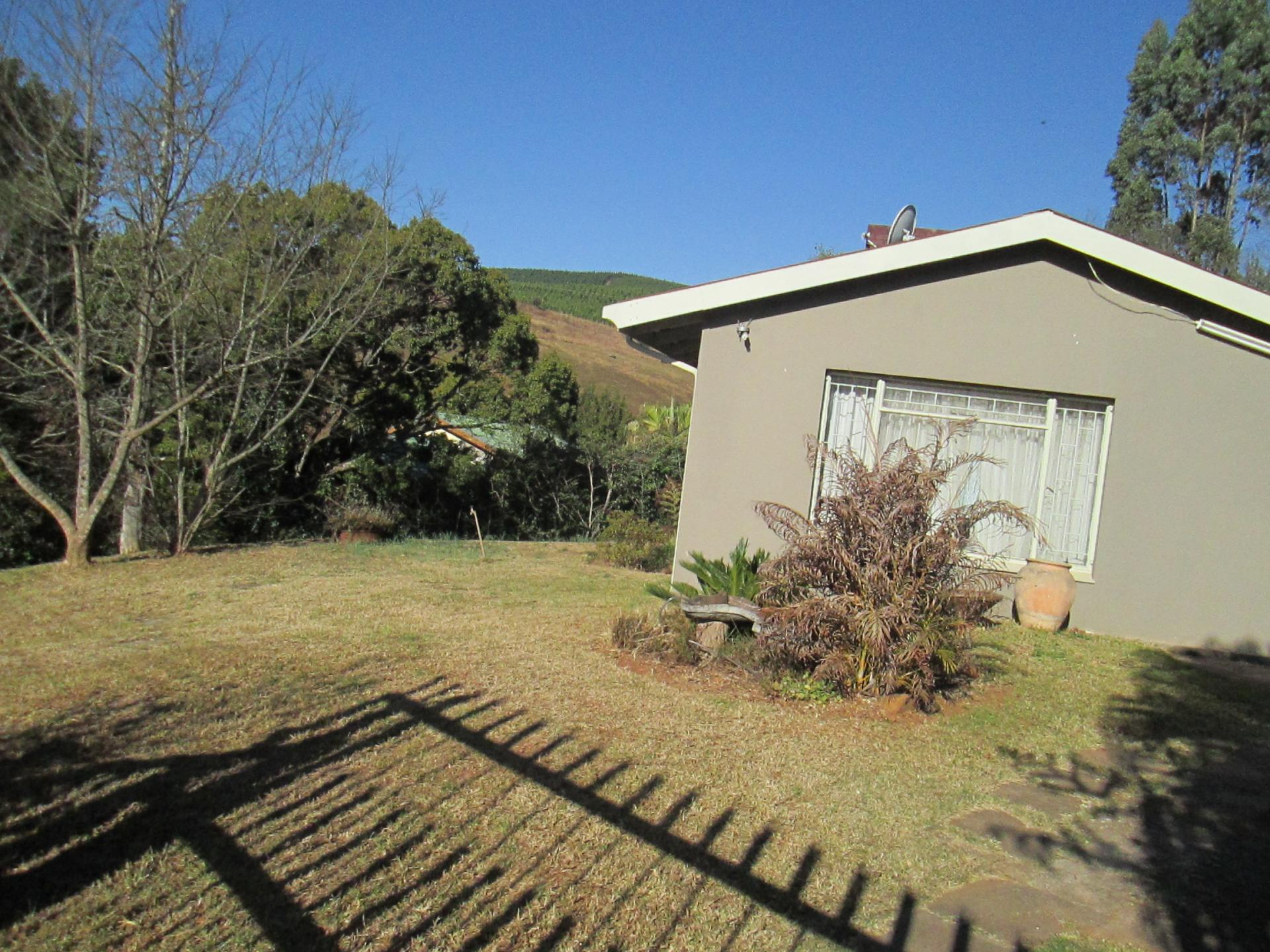 Front View of property in Sabie