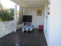 Patio - 24 square meters of property in Knysna