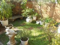 Backyard of property in Zwartkop