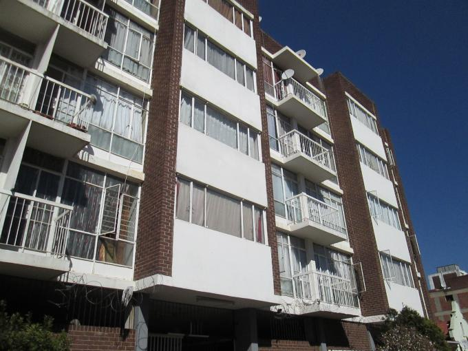 1 Bedroom Apartment For Sale For Sale In Berea Jhb