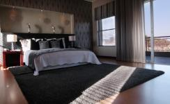 Main Bedroom - 58 square meters of property in Silver Lakes Golf Estate