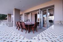 Patio - 147 square meters of property in Silver Lakes Golf Estate