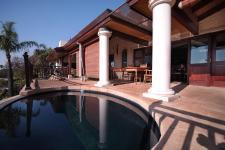 Patio - 100 square meters of property in Silver Lakes Golf Estate