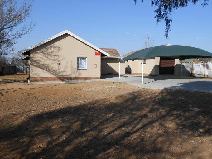 3 Bedroom House for Sale For Sale in Vaalpark - Private Sale - MR114723