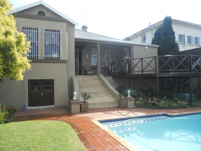 3 Bedroom House for Sale For Sale in Musgrave - Private Sale - MR114770