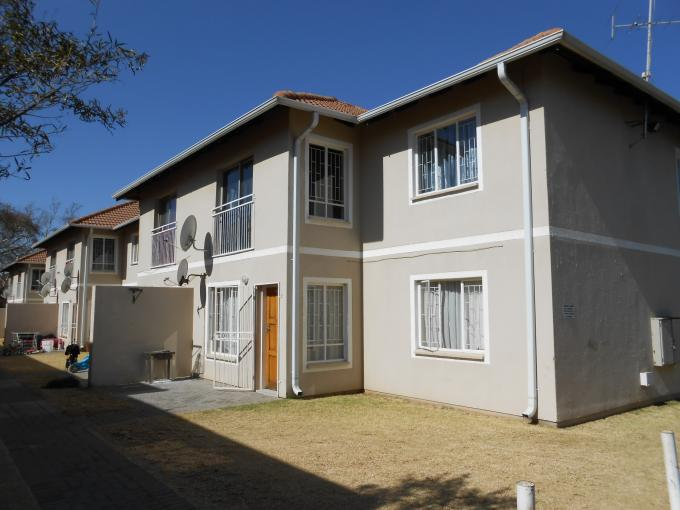 2 Bedroom Sectional Title For Sale in Boksburg - Private Sale - MR114790