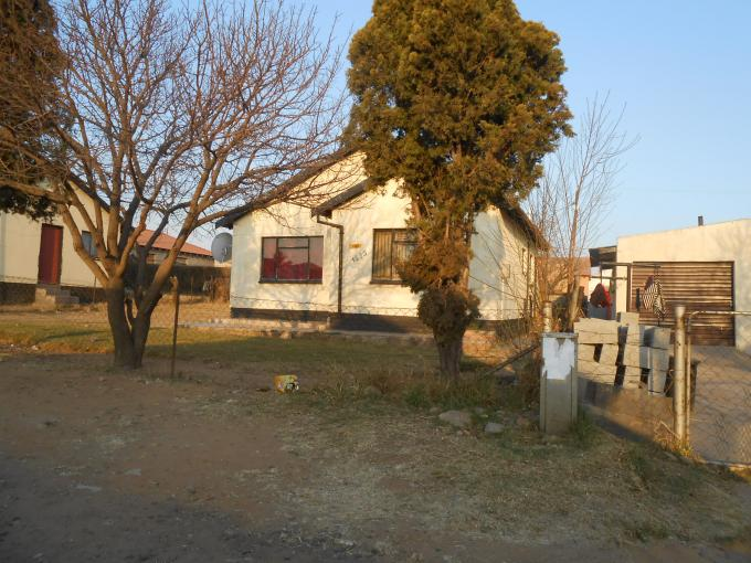 Standard Bank EasySell 3 Bedroom House for Sale For Sale in Phola - MR114809