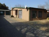 3 Bedroom 1 Bathroom House for Sale for sale in Sasolburg