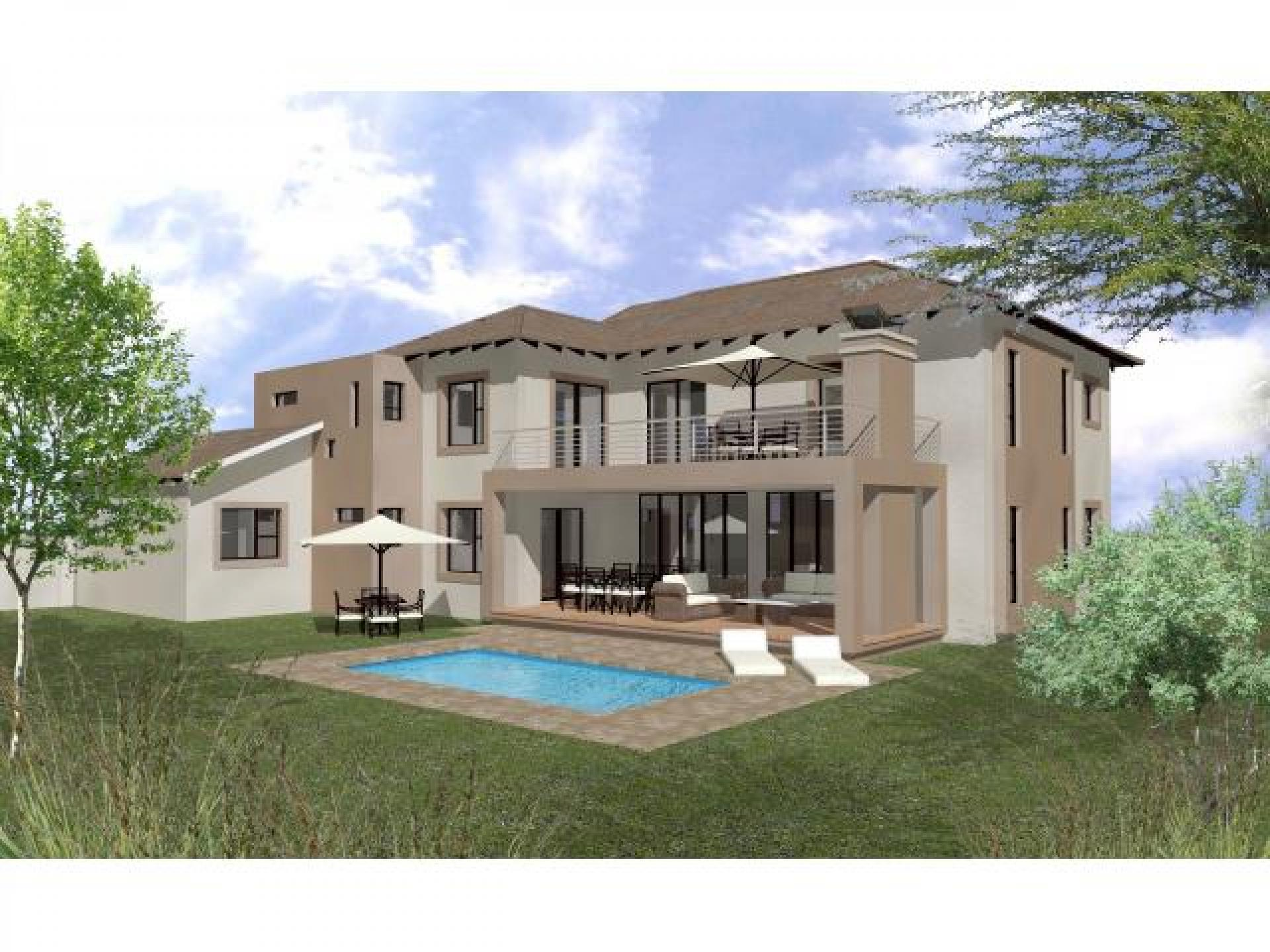 Front View of property in Eye of Africa