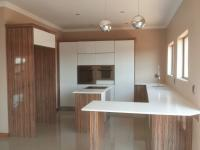 Kitchen of property in Bronkhorstspruit