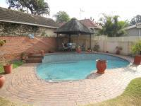 Entertainment of property in Glenwood - DBN