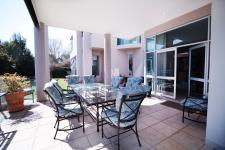 Patio - 93 square meters of property in Woodhill Golf Estate