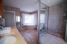 Main Bathroom - 8 square meters of property in Woodhill Golf Estate