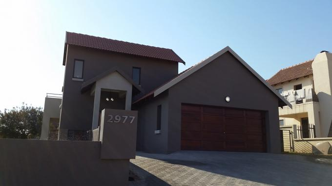 3 Bedroom Cluster for Sale For Sale in Kosmosdal - Home Sell - MR115099