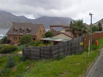 of property in Hout Bay