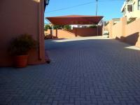 Backyard - 20 square meters of property in Mossel Bay
