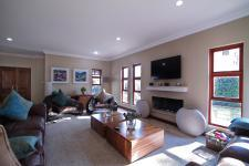 TV Room of property in Silver Lakes Golf Estate