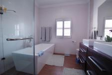 Main Bathroom - 8 square meters of property in Silver Lakes Golf Estate