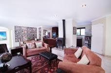 TV Room - 46 square meters of property in Silver Lakes Golf Estate