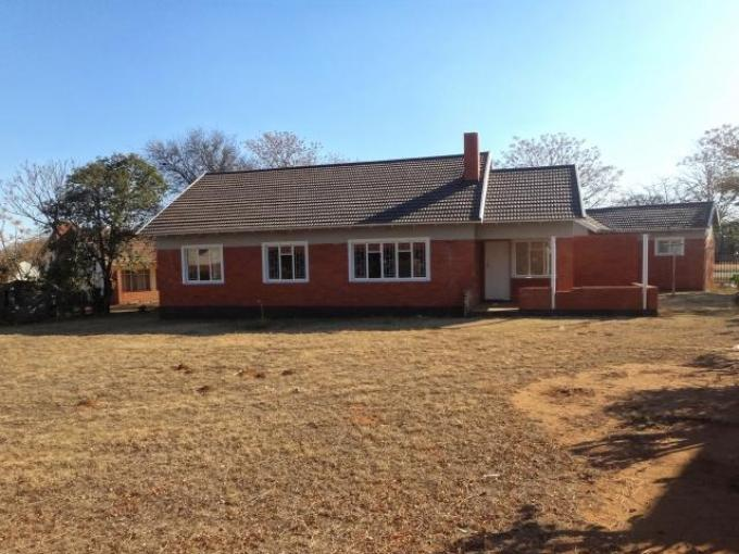 3 Bedroom House For Sale in Virginia - Free State - Private Sale - MR115552