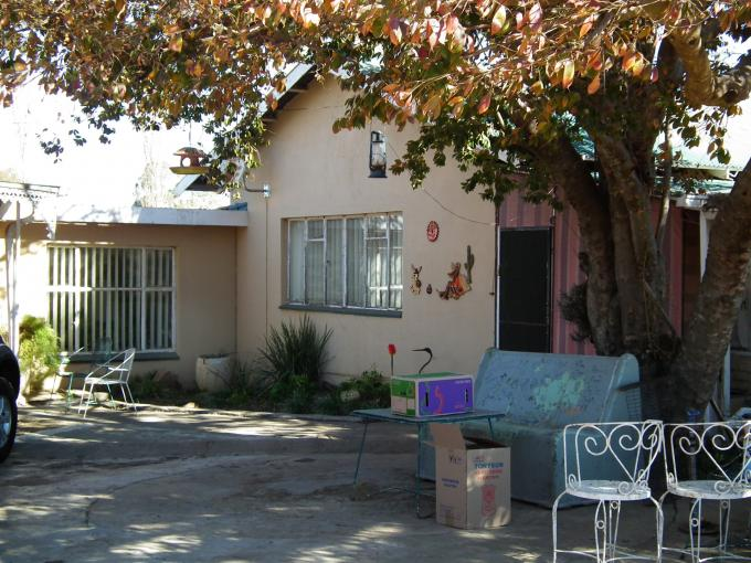3 Bedroom House for Sale For Sale in Petrus Steyn - Home Sell - MR115628