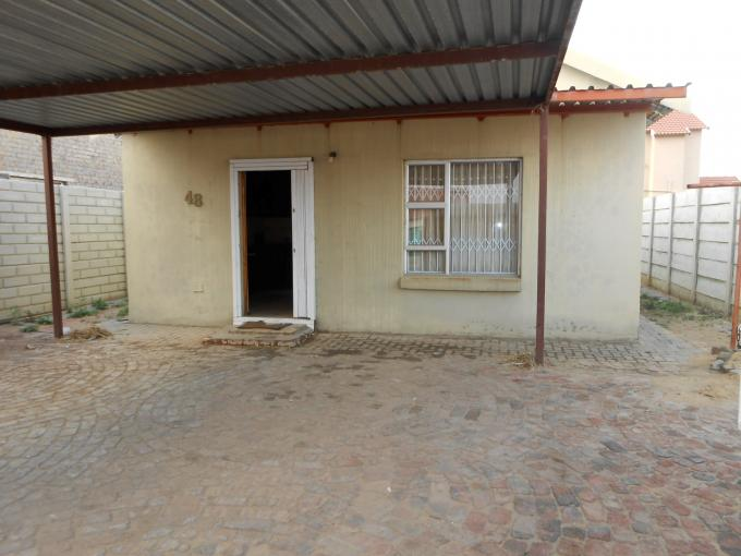 Standard Bank EasySell 3 Bedroom House For Sale in Sharon Park - MR115759