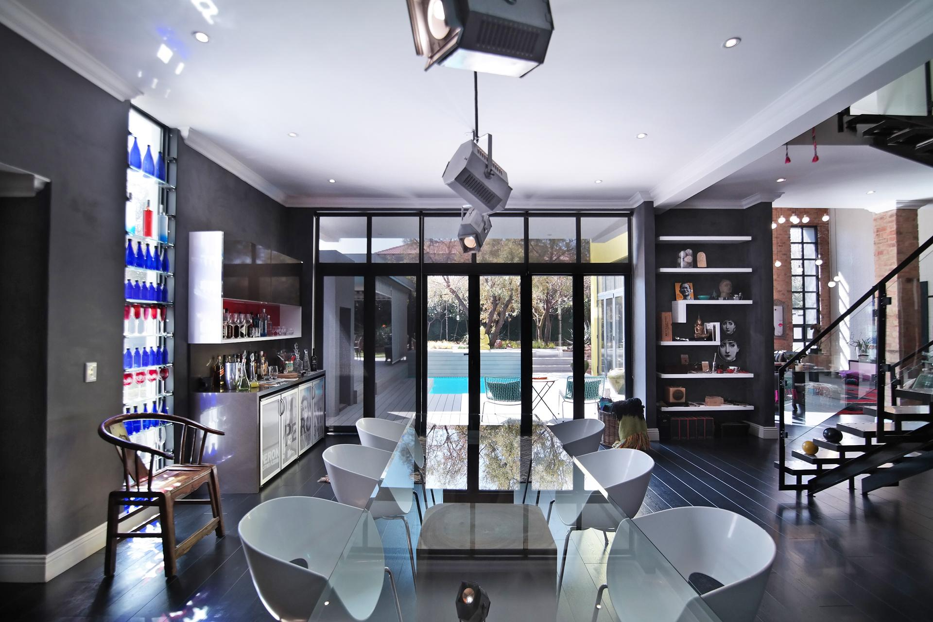 Dining Room - 47 square meters of property in Silver Lakes Golf Estate