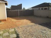 Backyard of property in Riverlea - JHB