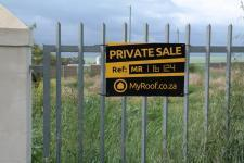 Sales Board of property in Piketberg