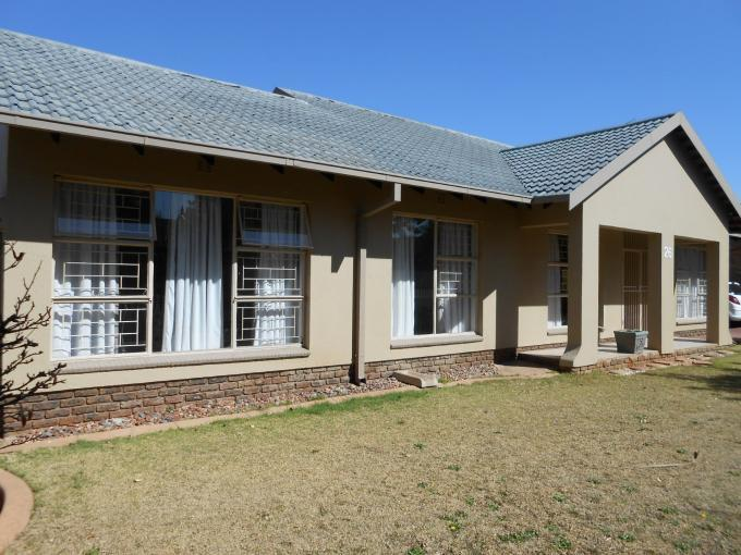 3 Bedroom House for Sale For Sale in Vanderbijlpark - Home Sell - MR116175