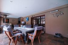 Patio - 40 square meters of property in Silver Lakes Golf Estate