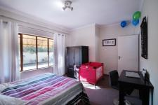 Main Bedroom - 24 square meters of property in Silver Lakes Golf Estate