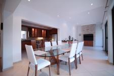 Dining Room - 35 square meters of property in Silver Lakes Golf Estate
