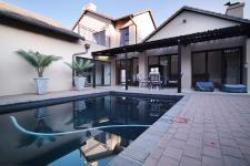Patio - 42 square meters of property in Silver Lakes Golf Estate