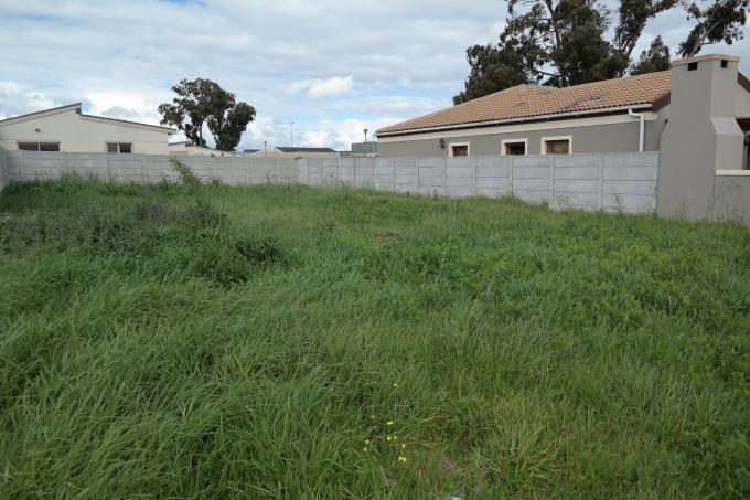 Standard Bank EasySell Land for Sale For Sale in Kuils River - MR116395