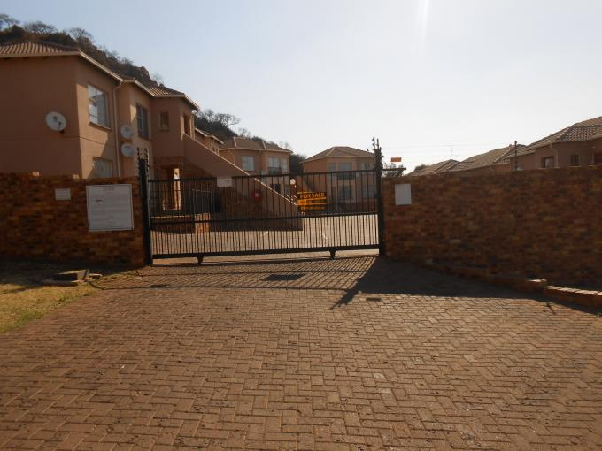 Standard Bank EasySell 2 Bedroom Apartment For Sale in Naturena - MR116513