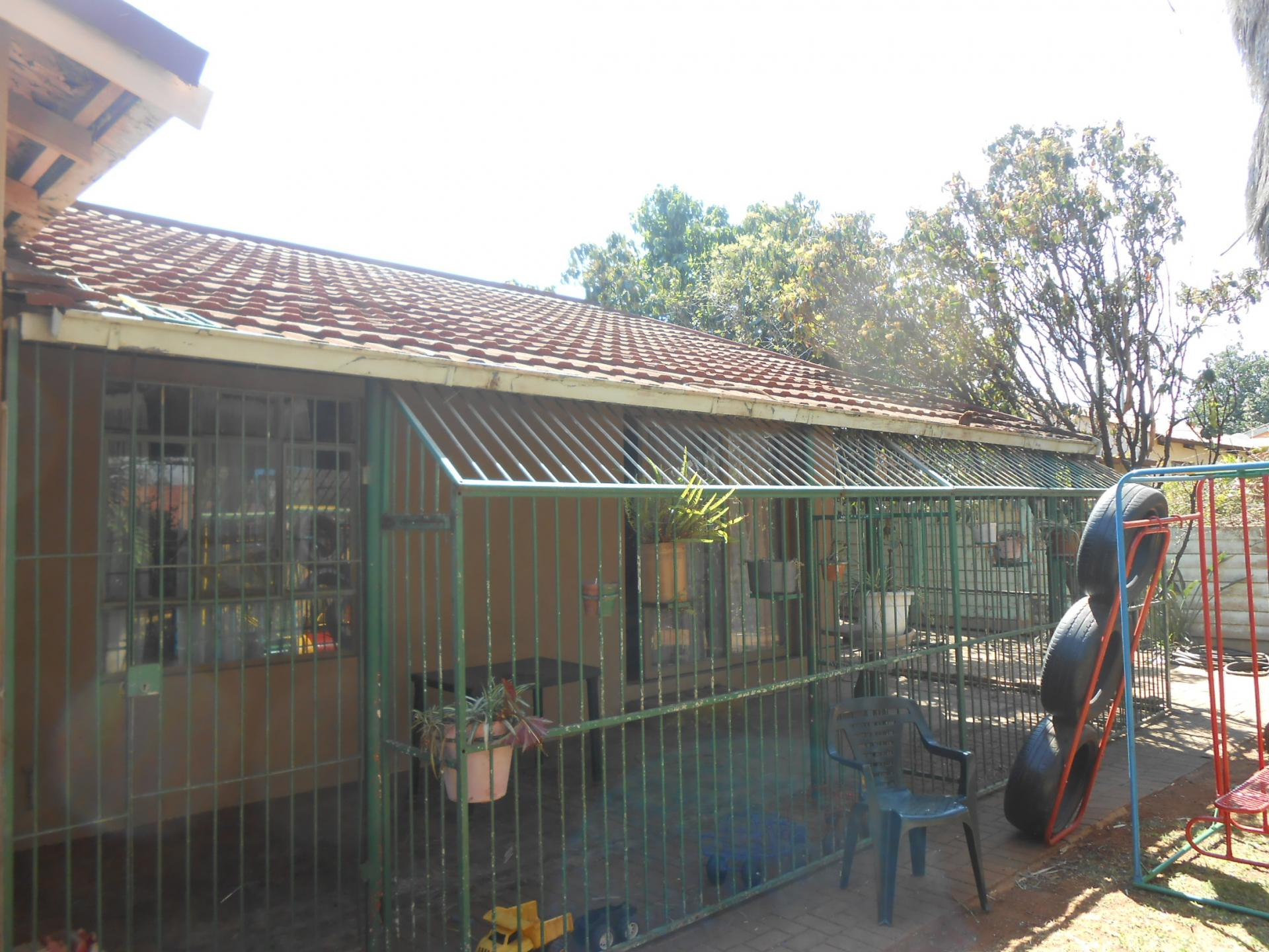 Front View of property in Pretoria West