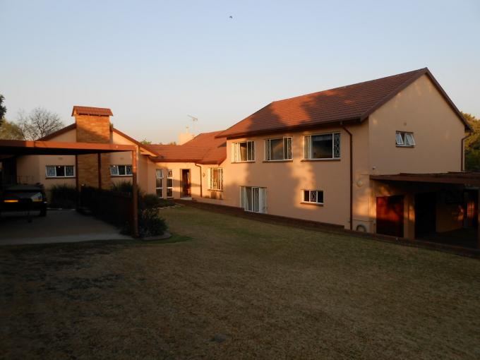 6 Bedroom House For Sale in Edenvale - Home Sell - MR116587