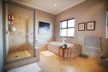 Main Bathroom - 15 square meters of property in Newmark Estate