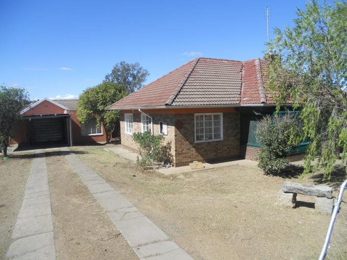 Absa Bank Trust Property 3 Bedroom House for Sale For Sale in Estcourt - MR116616