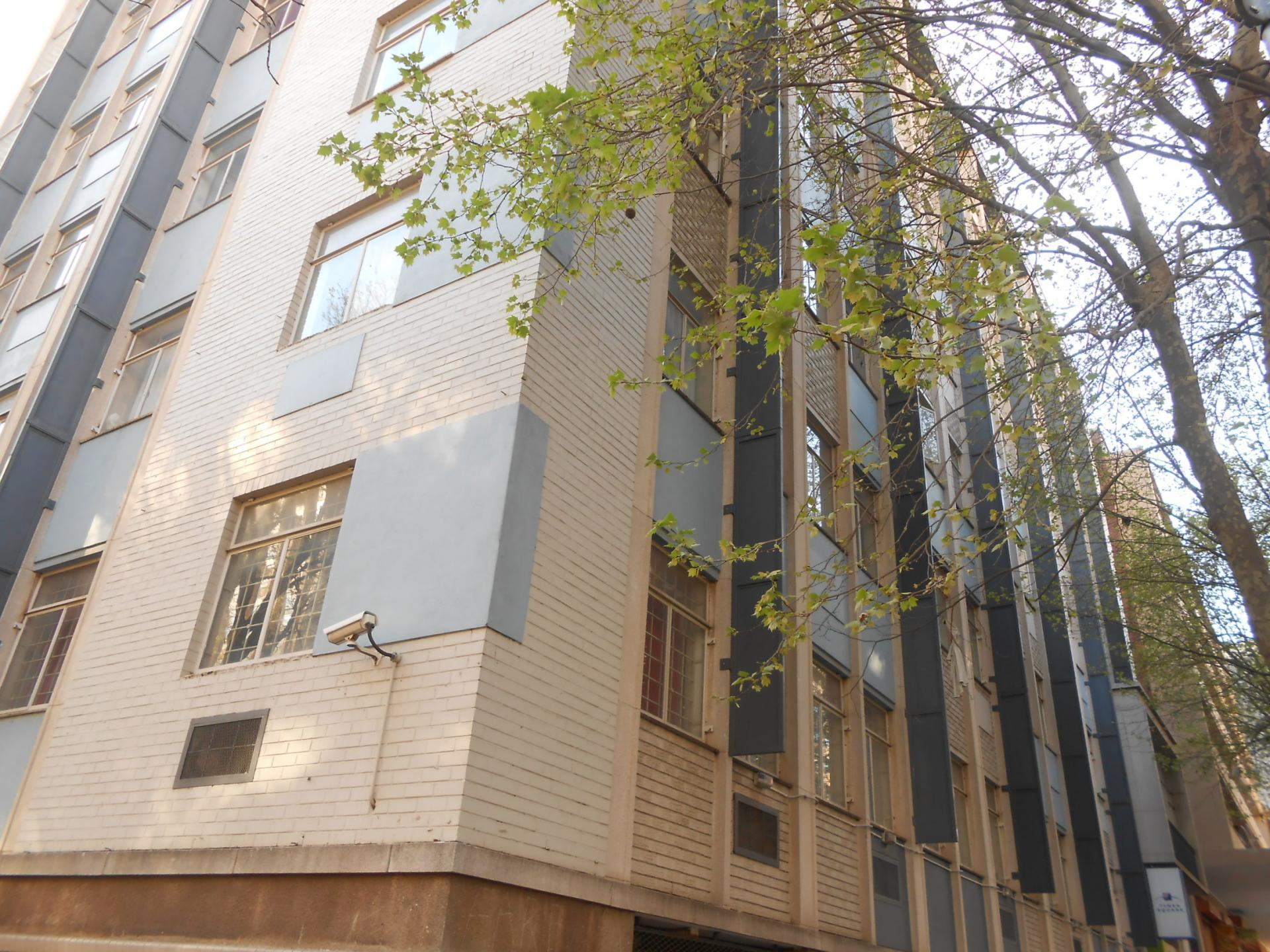 Front View of property in Braamfontein