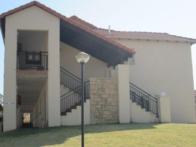 1 Bedroom Apartment For Sale in Zandspruit - Private Sale - MR116791