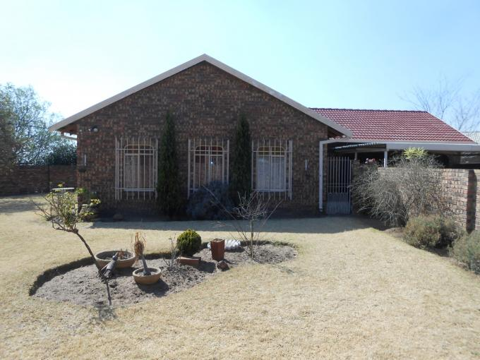 3 Bedroom House for Sale For Sale in Emalahleni (Witbank)  - Private Sale - MR116821