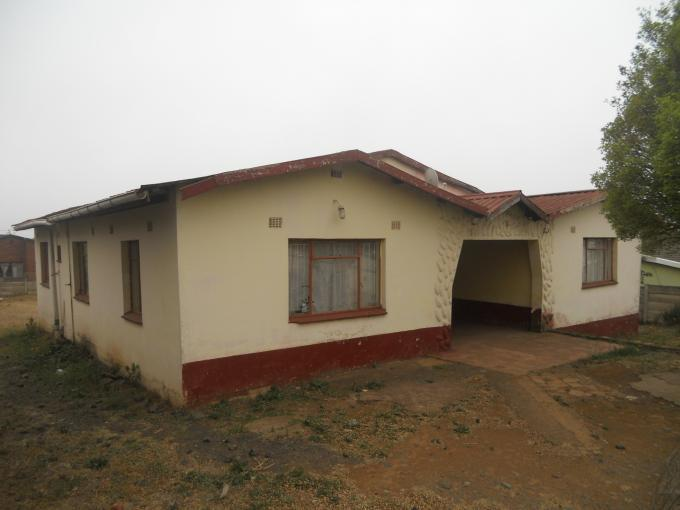 Standard Bank EasySell 4 Bedroom House For Sale in Howick - MR116863