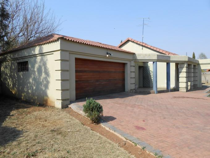 Standard Bank EasySell 3 Bedroom House for Sale For Sale in Waldrift - MR116939