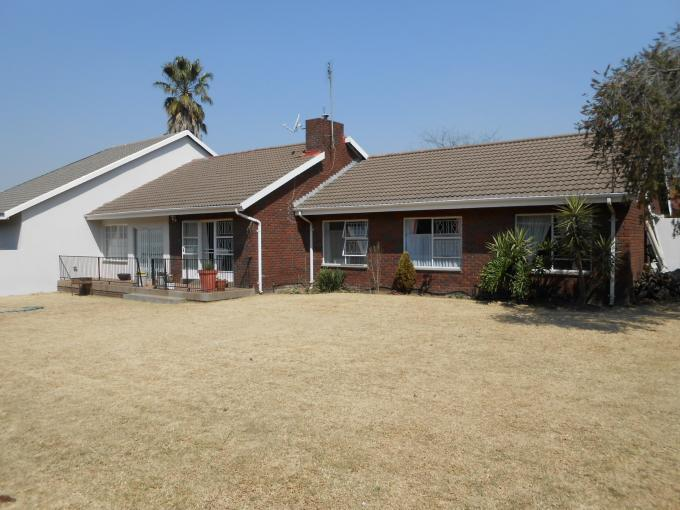 4 Bedroom House for Sale For Sale in Emalahleni (Witbank)  - Home Sell - MR116955