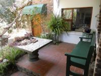 Backyard of property in Groot Brakrivier