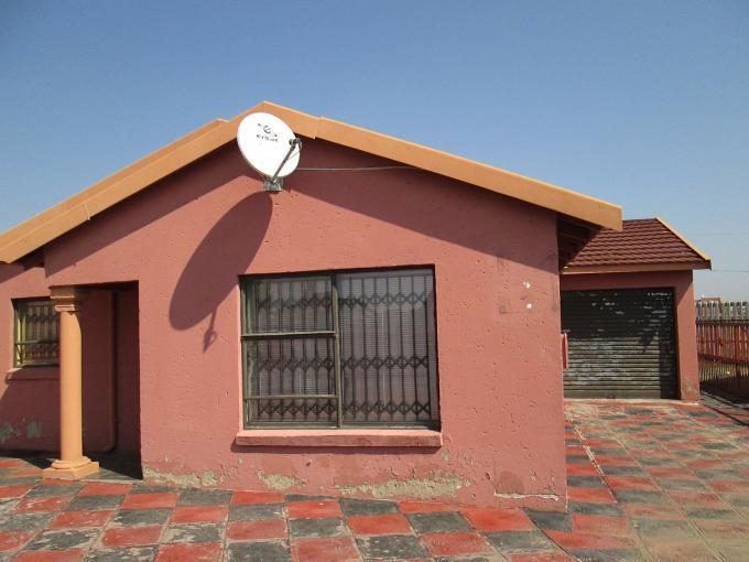 Standard Bank EasySell 3 Bedroom House for Sale For Sale in Kwa-Thema - MR117130
