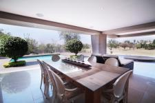 Patio - 198 square meters of property in Silver Lakes Golf Estate